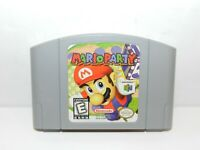 Mario Party 1 Nintendo 64 N64 Game Cart Tested