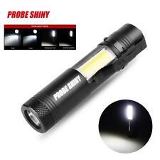 3500 Lumen Superhellen XM-L Q5+KOLBEN LED Taschenlampe 4 Modus 14500 Fackellicht
