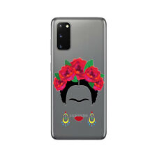 Funda gel transparente dibujo Frida 3 para Samsung Galaxy S20 plus ultra