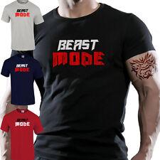 Mma UFC Beast Mode Bodybuilding Workout Fitness Training Premium Qualität S-5XL