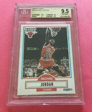 MICHAEL JORDAN ~ BGS 9.5 ~ 1990-91 Fleer Basketball  #26 ~ HOF ~ BULLS