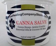 Canna Salve CBD Salve Hemp Canni Sativa Pain Relief Salve 2 oz