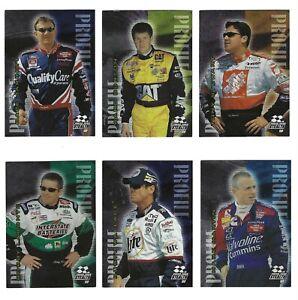 2000 Stealth PROFILE #PR1 Dale Jarrett SWEET CARD! ONE CARD ONLY!