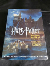 NEW Harry Potter Complete 8-Film Collection DVD, 2011, 8-Disc Shipping Included