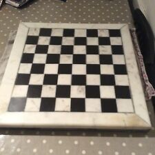 marble chess board made to order £200.00 Size 500x500mm