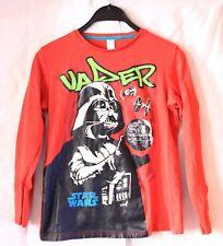Blu-Tg Star Wars-Darth Vader-Pullover-Felpa-Shirt 104-140