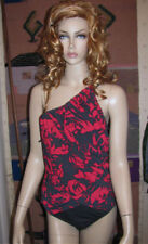 c16079ff48e5c Red Geometric Swimwear for Women for sale | eBay
