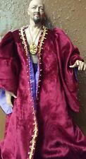 Vintage Rare Porcelain Doll By Susan Dunham Shakespeare's Othello