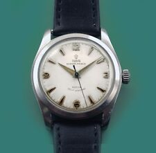 Vintage 1936 Tudor Rolex Oyster Prince Automatic Men's Watch With Original Dial