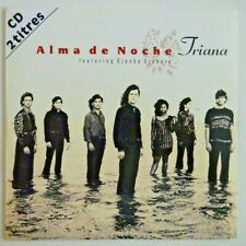 ALMA DE NOCHE : TRIANA  ♦ RARE FRENCH PROMO CD SINGLE ♦