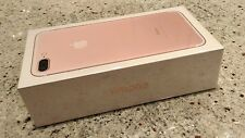 NEW APPLE iPHONE 7 PLUS 256GB ROSE GOLD UNLOCKED WORLDWIDE SHIPPING IN HAND !