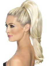 Divinity Hair Extension Blonde on Clip Wavy Hair Extension-Ladies Fancy Dress