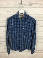 LEVI Shirt - Small - Standard Fit - Check - Great Condition - Mens