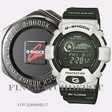 Authentic Casio G-Shock Men's Tough Solar G-LIDE Digital Watch GWX8900B-7