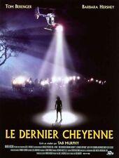Affiche 40x60cm LE DERNIER CHEYENNE /LAST OF THE DOGMEN 1995 Tom Berenger NEUVE