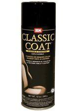 SEM 17013 Classic Coat Ford Midnight Black Car Vinyl Or Leather Interior Paint