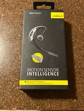 Jabra Motion Bluetooth Headset - Includes box and all accessories!