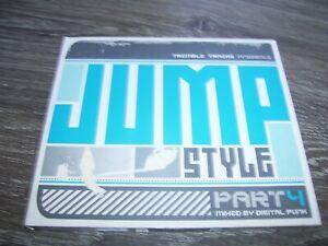 Tremble Tracks presents Jumpstle Part 4 Mixed by Digital Punk * CD 2007 Holland