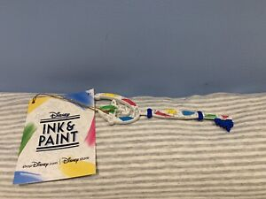 Disney Store Ink and Paint Collectible KEY New With Tag