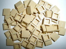 LEGO STAR WARS / HARRY POTTER    60 Fliesen 3070 in beige 1x1   NEUWARE