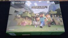 Microsoft Xbox One S Minecraft Favorites Bundle 500GB White Console