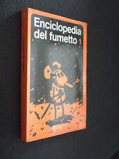 """ENCICLOPEDIA DEL FUMETTO 1 - MILANO LIBRI EDIZIONI 1969 - OTTIMO """"NM"""""""