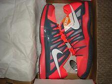 NIB Nike Federer ZOOM VAPOR 9 TOUR Tennis Shoes 488000-614 Atomic RED Size 12.5