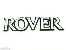 Genuine NEW Early Rover Badge Coffre Coffre arrière Emblème Pour Metro 100 1990-1998