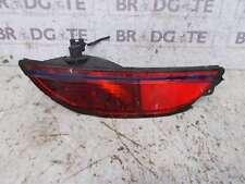 FIAT GRANDE PUNTO 2006-2010 REAR FOG LIGHT AND REFLECTOR