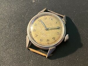 Vintage 1960s Breitling Watch for Restoration