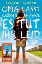 Deutsche-Fredrik-Backman Belletristik-Bücher als gebundene Ausgabe