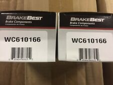 WC610166 Pair of BrakeBest Wheel Cylinders (Lot of 2) (NEW)