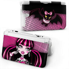 Cartoon Protective MonsterHigh Cover Case For Nintendo Old 3DS XL Game Console