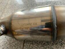 200 Zeller EURO4 Katalysator Metall Kat D=100mm bis 4000cm³ Prüfzeichen E9 103R