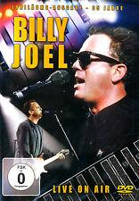 "DVD Billy Joel ""Live On Air"" Neu & OVP Jubiläums Ausgabe 35 Jahre"