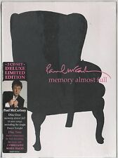 PAUL McCARTNEY Mc CARTNEY MEMORY ALMOST FULL - 2 CD DELUXE BEATLES SEALED!!!
