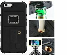 Iphone 6 Plus ZVE Multi Functional Bottle Opener Cigarette Lighter Apple case