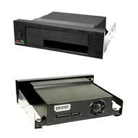 2.5/3.5inch Internal SATA Serial HDD SSD Hard Drive Enclosure Tray Hot Swap Rack