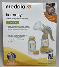 Medela Harmony Manual Breastpump Breast Pump Sealed New