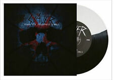"SLAYER 7"" When The Stillness Comes BI VINYL Black & White LTD 500 Black Magic"
