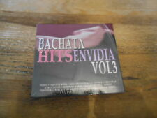 CD VA Bachata Hits : Envidia Vol 3 (16 Song) ENVIDIA digi OVP