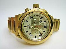 Invicta Russian Diver 52mm Chronograph 15473 Gold Big Face Chronograph Swiss