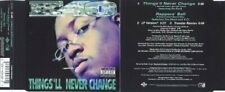 E40 Things'll never change (US, 1997, feat. Bo-Rock)  [Maxi-CD]