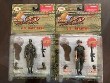 21st Century Toys xtreme XD Vietnam era figures 1:18 scale