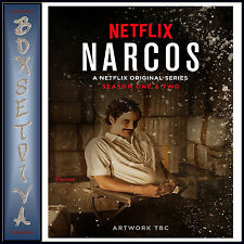 NARCOS - COMPLETE SEASONS 1 & 2 BOXSET *BRAND NEW DVD***