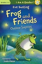 USED (GD) Outdoor Surprises (I AM A READER!: Frog and Friends) by Eve Bunting