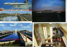 Flughafen Köln Bonn Airport Germany 4 unused postcards