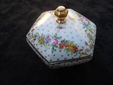 Coffret boite porcelaine Vieux Limoges