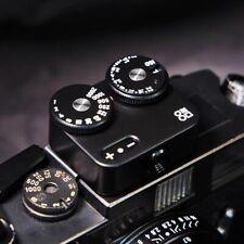 DOOMO Belichtungsmesser Lichtmesser für Leica Rollei Hasselblad schwarz