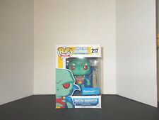 Martian Manhunter Justice League Unlimited Funko POP MIB Walmart Exclusive